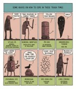 Tom Gauld. The Unknown History of Robots