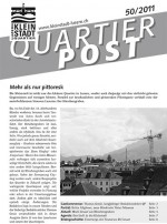 Quartierpost 50 / 2011