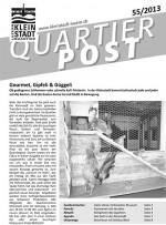 Quartierpost 55 / 2013