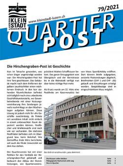 Quartierpost 79 / 2021