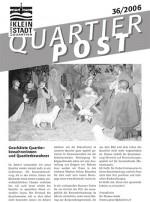 Quartierpost 36 / 2006