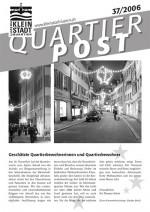 Quartierpost 37 / 2006