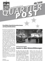 Quartierpost 48 / 2010