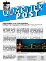 Quartierpost 58 / 2014