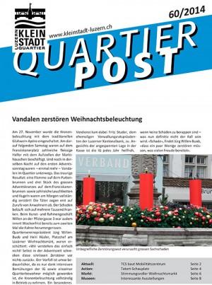 Quartierpost 60 / 2014