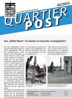 Quartierpost 62 / 2015