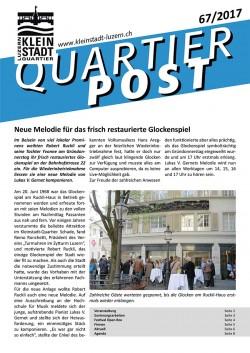 Quartierpost 67 / 2017